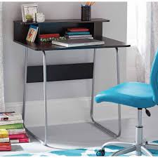 Walmart Furniture Computer Desk Mainstays Computer Desk With Shelf In Black Walmart