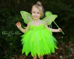 Tinker Bell Halloween Costumes Tinkerbell Attire Cuties Tinkerbell