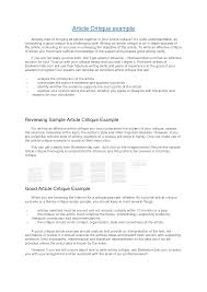 sample website evaluation essay critique essays article critique example apa essays critique article critique example apa articles to critique drureport web fc com essays