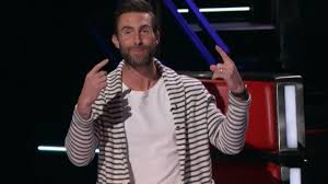 The Voice How Many Blind Auditions Adam Levine Gets Fed Up With Blake Shelton Walks Off Stage During
