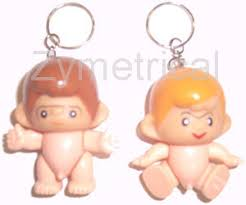 baby boy keychains z novelties