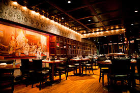 high end wall decorclassy restaurant with high end wall decor