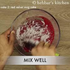 mug cake microwave cake recipe eggless brownie u0026 red velvet cake