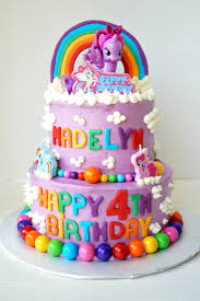 my pony cake ideas my pony tiered birthday cake the baking fairy