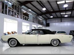 the last of a breed 1967 lincoln continental convertible