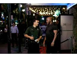 Seeking Nyc Seeking Fireguard Bouncers Start Work Tonight Payments