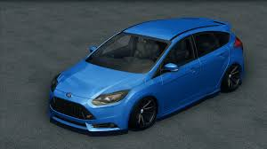 ford focus png virtual stance works ford focus st u002713