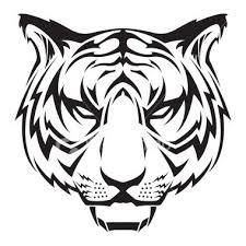 best 25 tiger head tattoo ideas on pinterest tiger head white