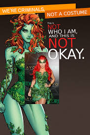 Poison Ivy Meme - image 195095 we re a culture not a costume know your meme