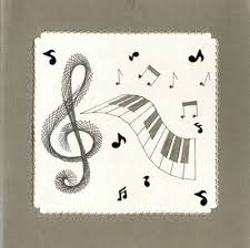 stitching cards view image musical b day card