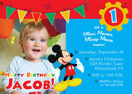 mickey mouse clubhouse birthday invites mickey mouse birthday invitation mickey mouse birthday invite