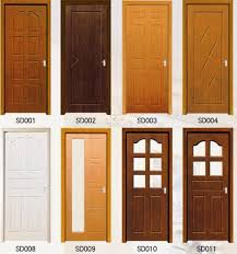 main door simple design most popular simple design wood panel door design made in yongkang
