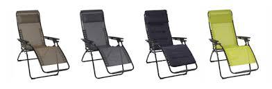 Lafuma Anti Gravity Chair Zero Gravity Chair Huge Range Of Zero Gravity Chairs
