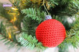 Old Fashioned Christmas Ornaments Old Fashioned Crochet Ball Ornament Christmas Traditions Cal