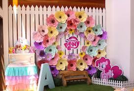 party backdrops kara s party ideas my pony pastel birthday party kara s
