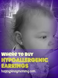 baby earrings philippines where to buy hypoallergenic earrings for babies in the philippines