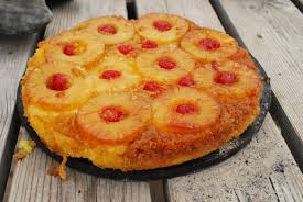 dutch oven pineapple upside down cake cast iron