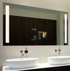 smart mirror for hospitality market allows control connection
