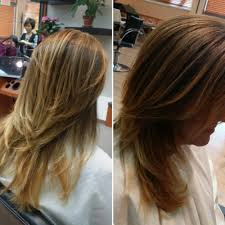 highlights blonde and light brown hairstyle picture magz hair