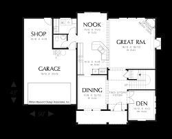 classic floor plans mascord house plan 22151 the calhoun