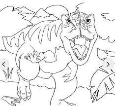 brontosaurus dinosaur coloring dinosaur coloring pages