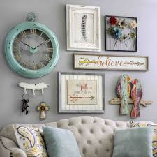 Home By Decor Bring A Shabby Chic Charm To Your Home By Adding Pieces Of Wall