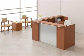 U Shaped Reception Desk Advanced Liquidators