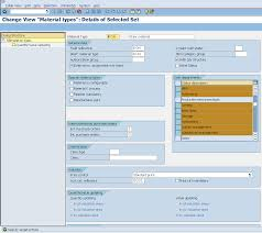 sap mm how to create material type sapgyan com
