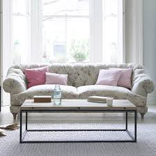 Chesterfield Sofa Cushions The Best Retakes On The Classic Chesterfield Ideal Home