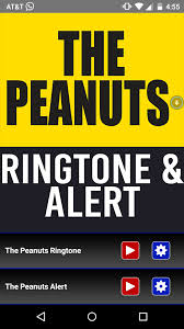 amazon com peanuts theme ringtone and alert appstore for android