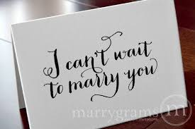 wedding card to groom from card for my on our wedding day i can t wait to you