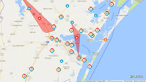 Cps Energy Outage Map Number Of People Without Power In Corpus Christi Continues To
