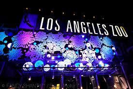 Zoo Lights Address by La Zoo Lights More Nights U0026 Lights Than Ever Before Fancy Shanty