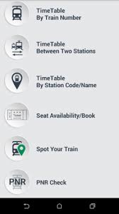 indian railway apk offline indian rail time table 3 2 apk for android aptoide