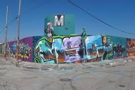south florida s graffiti problem in the 90s had an emblem a present day msg