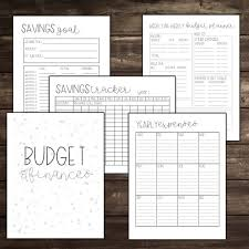 the 25 best weekly budget template ideas on pinterest weekly