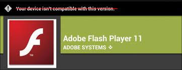 how to get adobe flash player on android how to install flash on the nexus 7 and other jelly bean devices