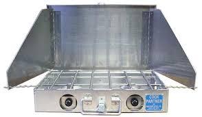 Two Burner Gas Cooktop Propane Cook Partner 18