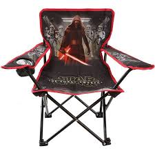 Armchair Drink Holder Star Wars Kid U0027s Chair With Convenient Cup Holder And Carry Handle
