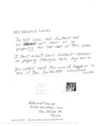 Letter Of Intent For Rental by Billy The Kid 1964 Blog The Artist Presently Known As Ed In