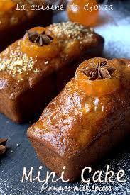 cuisine djouza petit cake aux pommes noix et épices recettes faciles recettes