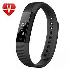bracelet wristband images Fitness tracker laucin id115hr sport activity jpg