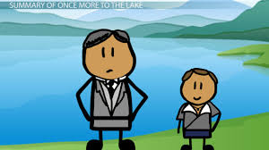 once more to the lake summary theme u0026 analysis video u0026 lesson