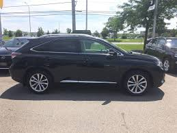 used lexus in brampton used 2015 lexus rx 350 sportdesign touring package for sale in