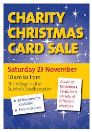 charity christmas card sale stadhampton helen u0026 douglas house