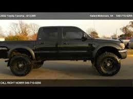 2001 to 2004 toyota tacoma for sale 2002 toyota tacoma cab v6 4wd for sale in fredericksburg