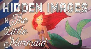 hidden images messages disney u0027s