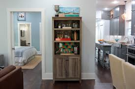 kitchen with living room design decaying duplex gets a transformation good bones hgtv