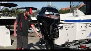 mercury engine flushing youtube