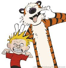 calvin and hobbes comic strips as animated gifs gifs comic and